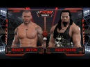 WFW Raw - Randy Orton vs The Nightmare [½ Final of Chose Your Raw Title Tournament]