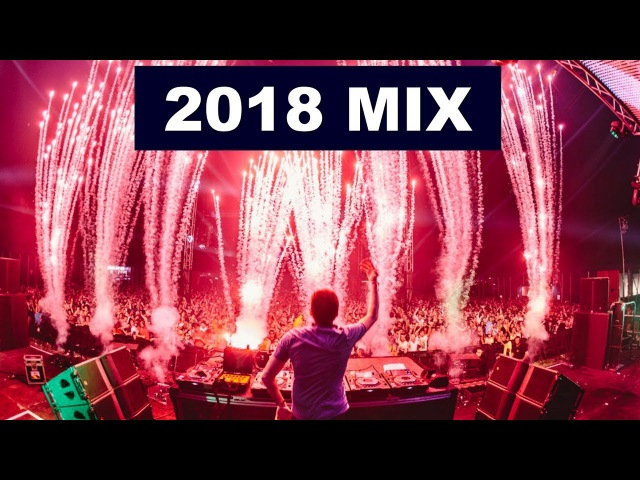 New Year Mix 2018 - Best of EDM Party Electro House Music