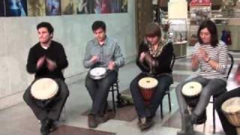 Ufa Ethno Drums - Уфа Этно Драмс - Этно барабаны Джембе в Уфе