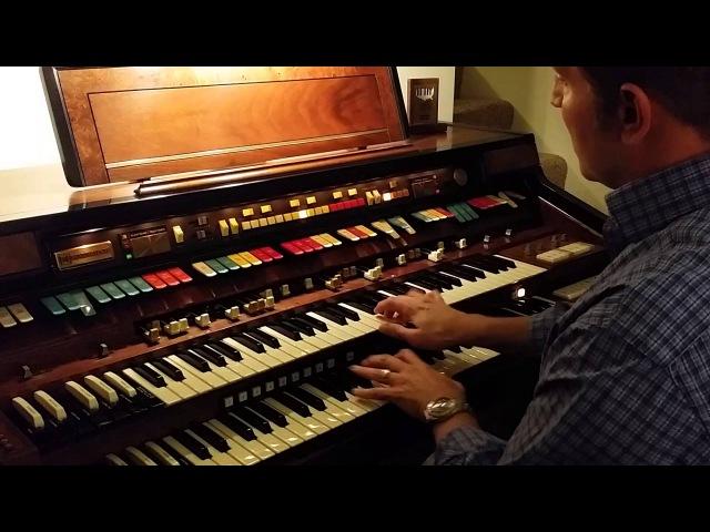 Hammond Elegante -