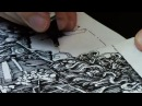 Intricate Doodle Masterclass Watch and Learn with Peter Draws