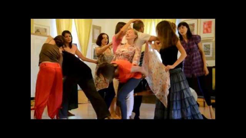 Orff Summer Course Pomaz 2014 3 Christa Coogan