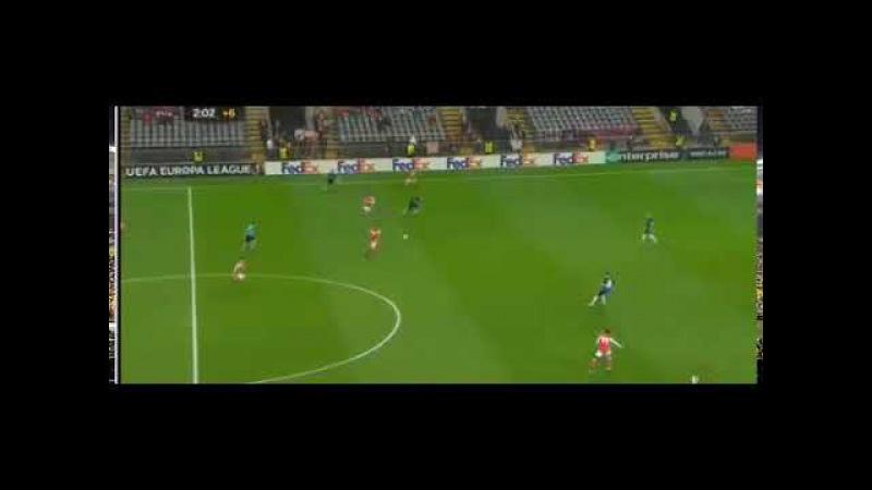 GOL! FRANSERGIO SC Braga 3 - 1 Hoffenheim