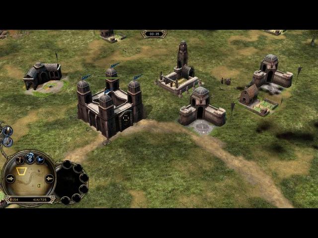 Матч за 3 место ROTWK 2.02 Турнир 3 Factions Deiman vs Xyan Pedro