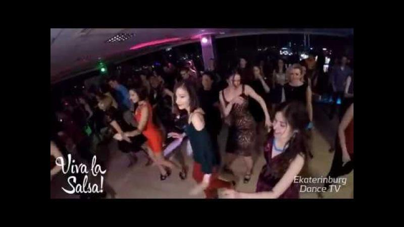Viva La Salsa! Party | Cha-Cha
