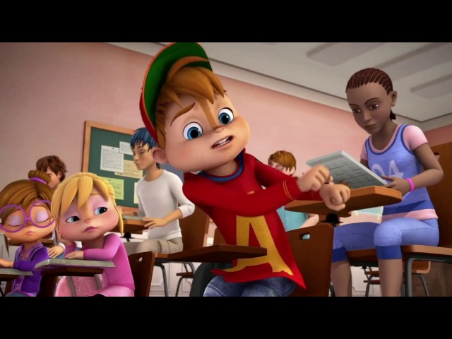 New: Alvinnn! and the Chipmunks: Theo Knows Best