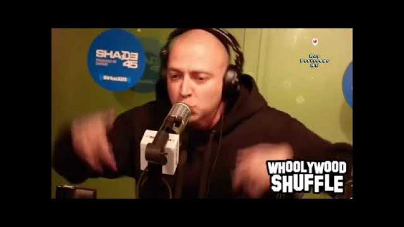 Oxxxymiron Freestyle Eminem's Shade45 Radio (2017)