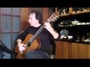 Caruso (Classical Guitar Arrangement by Giuseppe Torrisi)