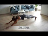 Get FIT at home! Efficient body weight program! @funkygine