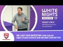 White Nights Moscow 2017 — Sergey Zykov (Armor5Games) - We Lost Our Investor: How Can an Indie-Studio Survive