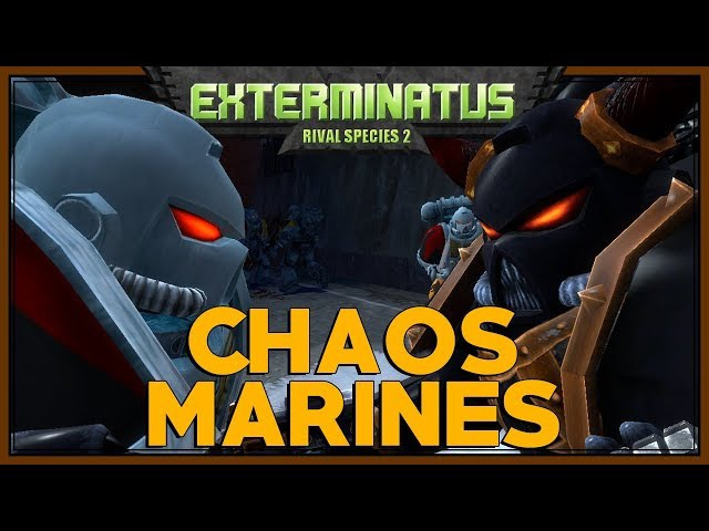 Warhammer 40k FPS with Chaos Marines! (Warhammer 40K Source Mod, Exterminatus)