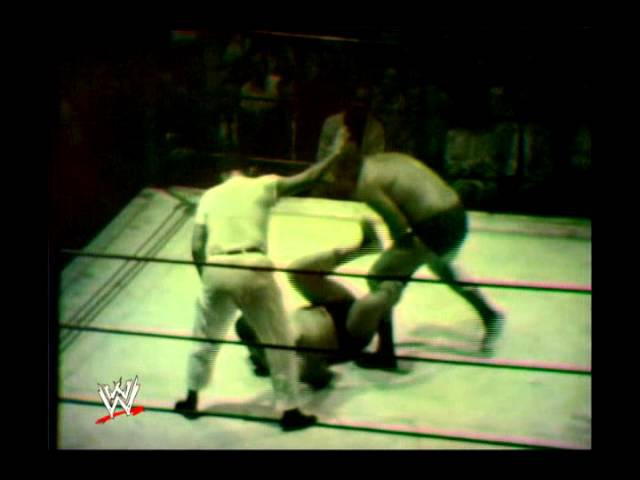 Gene Kiniski vs Dory Funk Jr.