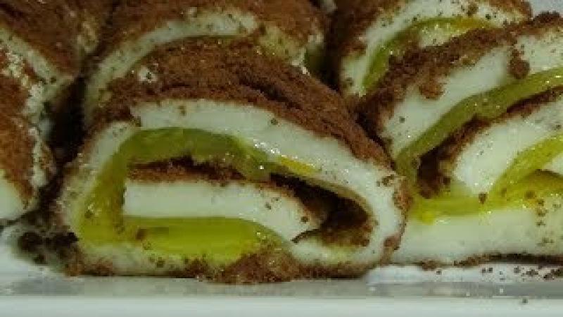 Турецкий десерт паша лукум .Рецепт султан сарма. » Freewka.com - Смотреть онлайн в хорощем качестве