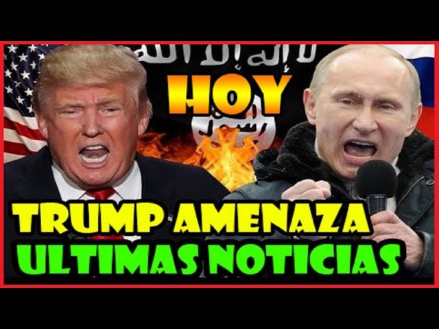NOTICIERO DE ESTADOS UNIDOS: HOY 19 DE DICIEMBRE DEL 2017, NOTICIERO INTERNACIONESLES