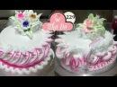 Cách Làm Bánh Kem Đơn Giản Đẹp ( 229 ) Cake Icing Tutorials Buttercream ( 229 )