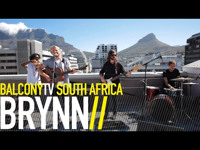 BRYNN - WHITE COLLAR KINGS (BalconyTV)