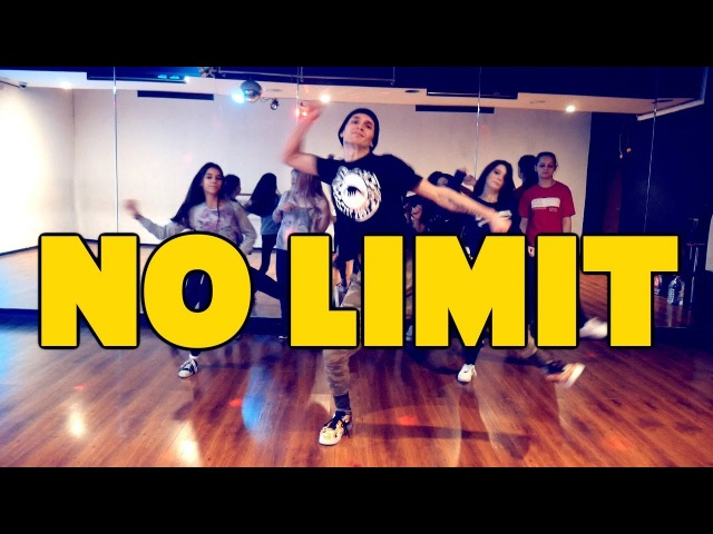 No Limit - G Eazy feat. Cardi B A$AP Rocky (Dance Video) | Andrew Heart choreography