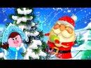 ВОЛШЕБНЫЕ СКАЗКИ НА НОЧЬ! Мультфильмы для детей на Русском. МОРОЗКО. ЗОЛУШКА.