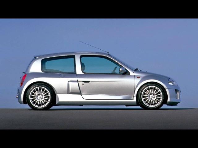 Renault Clio V6 '11 2000–06 2003
