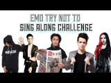 EMO ALTERNATIVE TRY NOT TO SING ALONG CHALLENGE HARD