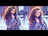 Весенняя фотосессия вот такая у нас весна Видео портрет Идея для фото Прическа и макияж для фото