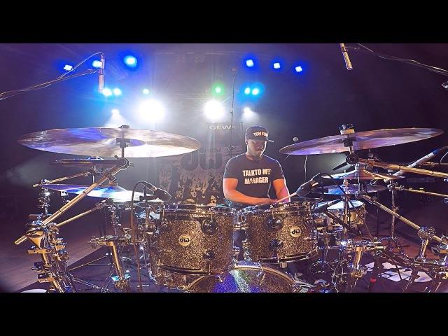 Tony Royster Jr drummer groove