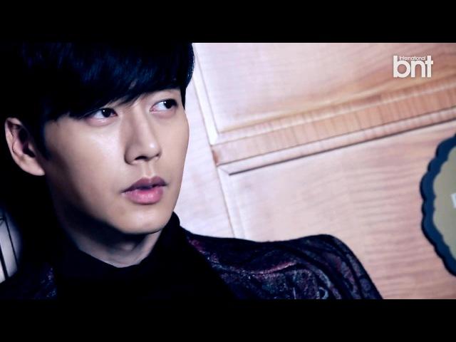 [bnt영상] 배우 박해진, 치명적인 매력으로 촬영장 압도