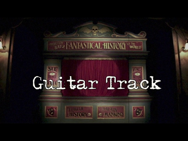 Avenged Sevenfold - The Stage (Guitar Track)