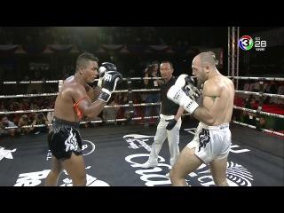 KHMER THAI FIGHT 2017 | MUEN SOPHE VS MUHAMMAD KHALIL