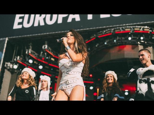 Винтаж Знак водолея Ева Москва Europa Plus Live 2015