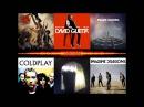 Coldplay vs Imagine Dragons vs Sia Viva La Vida Titanium Radioactive Mashup Mix