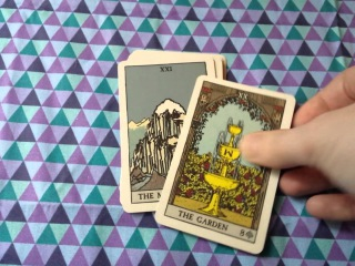Pixie's Astounding Lenormand flipthrough