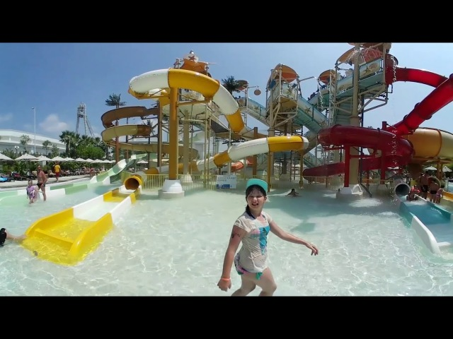 Aquapark Rixos The Land of Legends 360