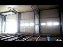 Тепловые завесы DoorMaster серии P - видео-обзор промышленной завесы Remak от нашего клиента