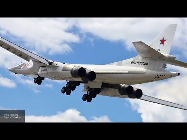 Перерождение Белого лебедя сверхзвуковой бомбардировщик Ту 160М2 станет ужасом для врага