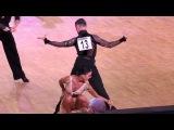 Giacomo Lazzarini &amp Roberta Benedetti  Rumba  2017 GrandSlam Latin Moskow - quarter final