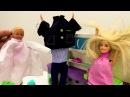 Мультики для девочек. ХЭЛЛОУИН вместе с Барби. Игры в куклы