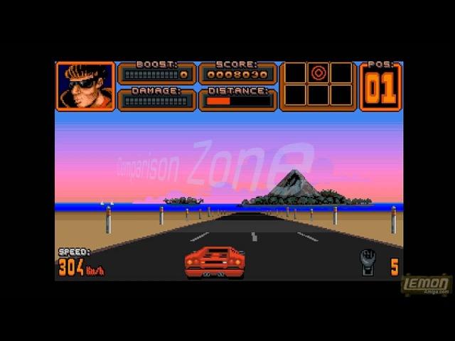 Crazy Cars 3 - A Playguide and Review - By LemonAmiga.com