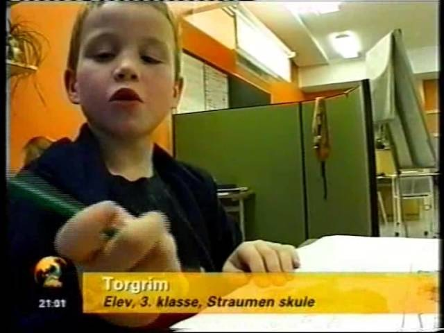 Innslag i TV2 Dagsnytt jan 2002