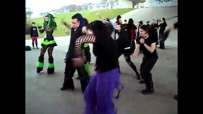 Goth Underpass Rave