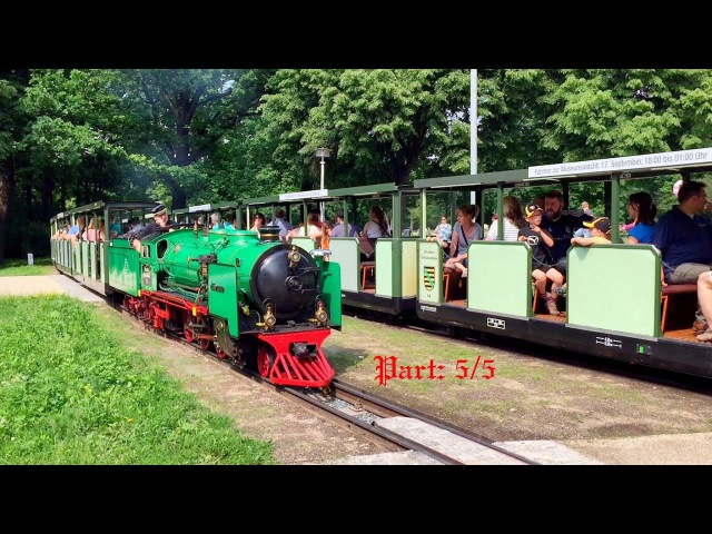 Dresden Park Railway. Part: 5/5