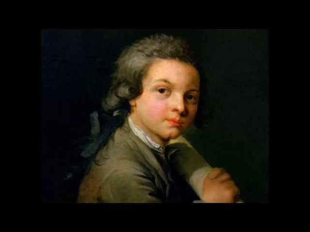 W. A. Mozart - KV 46e - Sonata for violin keyboard in F major