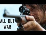The Walking Dead Season 8 Trailer All Out War MYO Round 1
