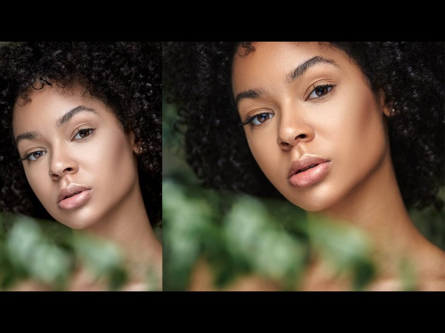 Photoshop Tutorial: How To Get Amazing Skin Tones In Photoshop