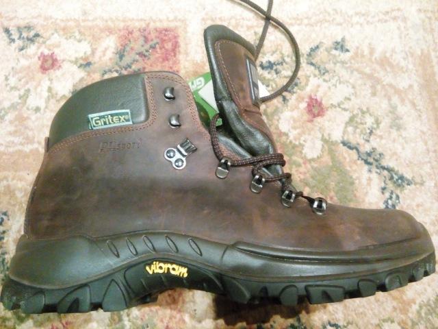 Трекинговые ботинки Grisport hiking plus обзор