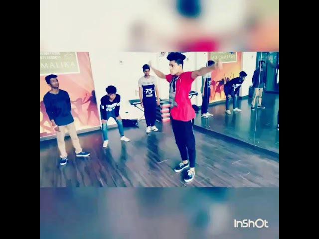 Electro dance India session