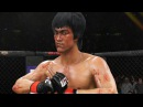 UFC 3 Gameplay Bruce Lee vs Conor McGregor