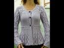 Ladies Sweater Design