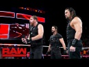The Shield arrive on Raw looking for a fight Raw, Oct. 16, 2017