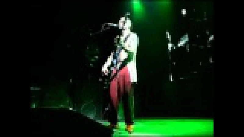 Red Hot Chili Peppers - Pea - Live Off The Map [HD]